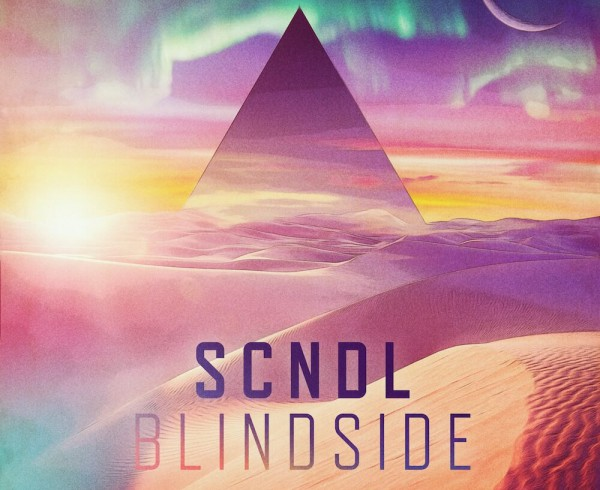 SCNDL feat Rachel Costanzo - Blindside - Artwork-2