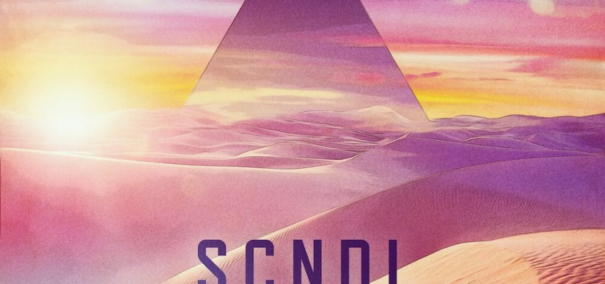 SCNDL feat Rachel Costanzo - Blindside - Artwork-2