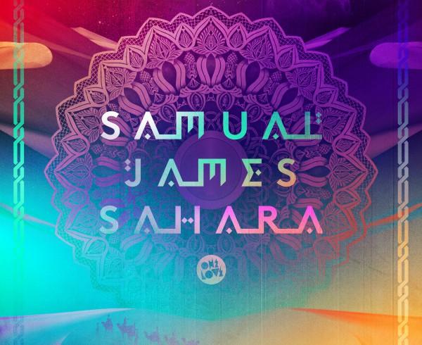Samual James - Sahara - Artwork