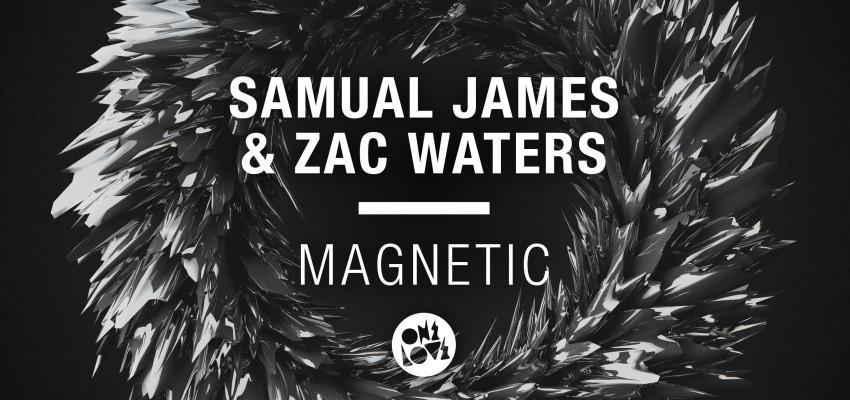 Samual James & Zac Waters - Magnetic - Artwork-2