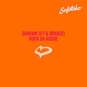 Sharam Jey & Branzei - Rock Da House - Artwork