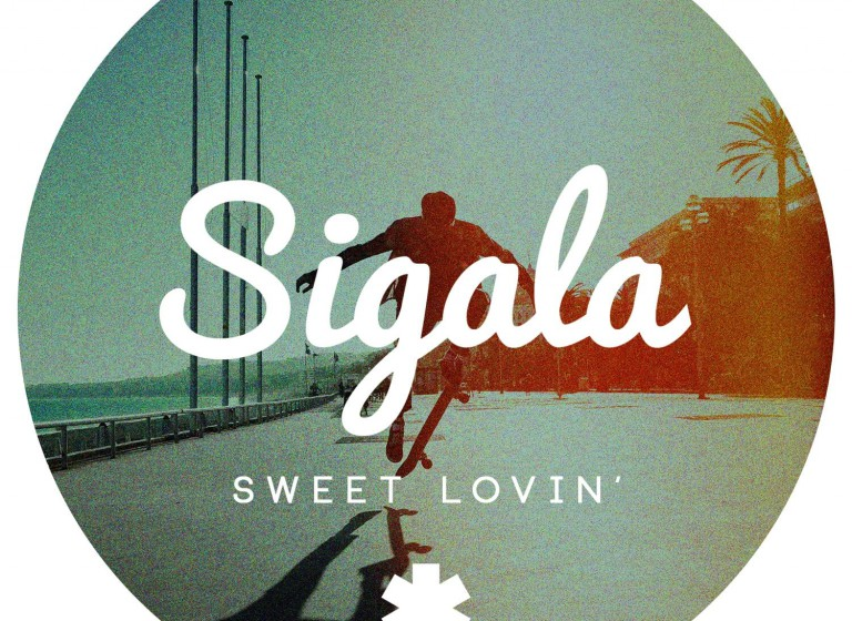 Sigala - Sweet Lovin' - Artwork-2