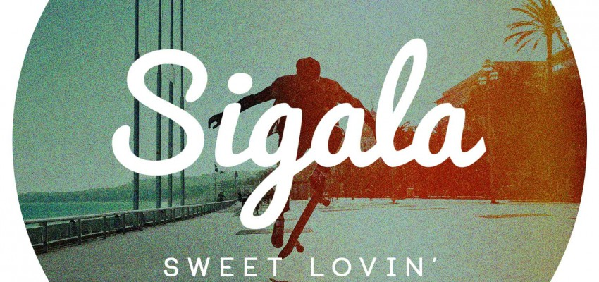 Sigala - Sweet Lovin' - Artwork-2