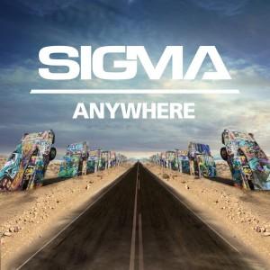 Sigma - Anywhere - Artwork