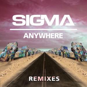 Sigma - Anywhere [Remixes] - Artwork