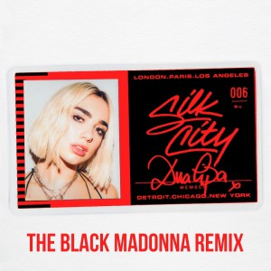 Silk City & Dua Lipa - Electricity [The Black Madonna Remix] - Artwork