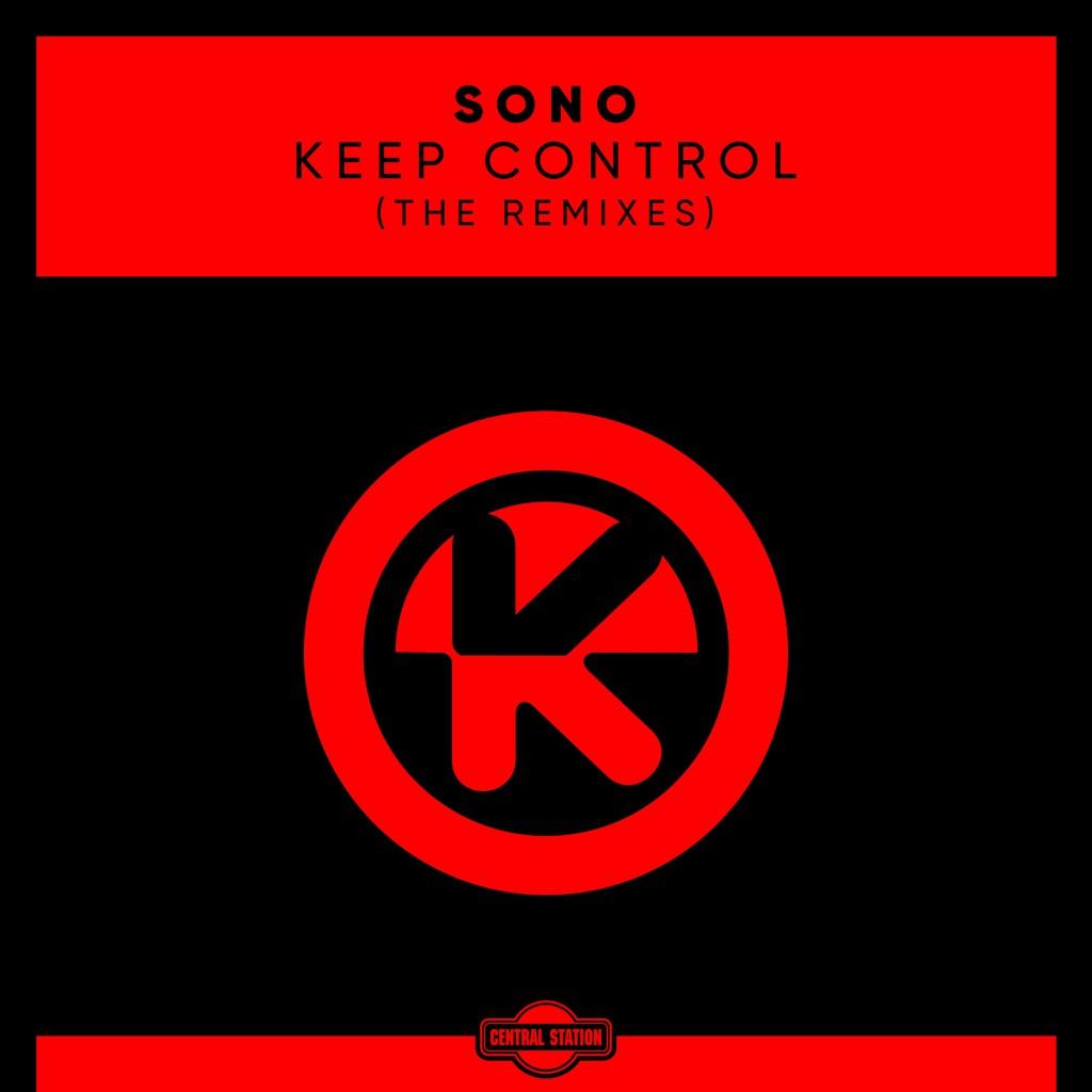 Sono - Keep Control [Remixes] - Artwork