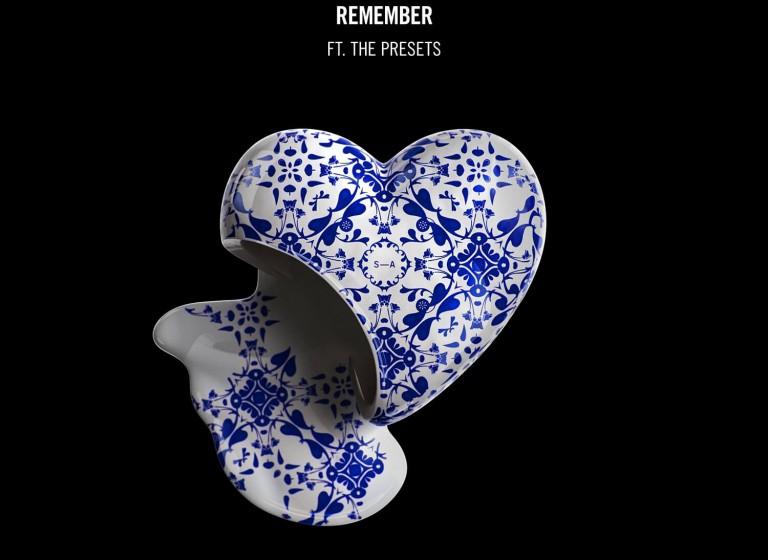 Steve Angello ft The Presets - Remember - Artwork-2