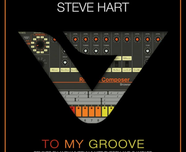 Steve Hart - To My Groove - Artwork-2
