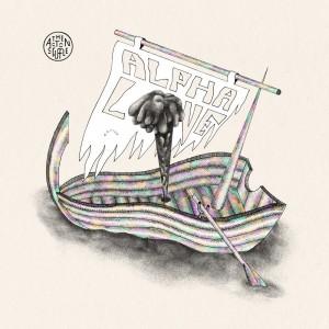 The Aston Shuffle Ft. Alex Mills - Alpha Love - Artwork-2