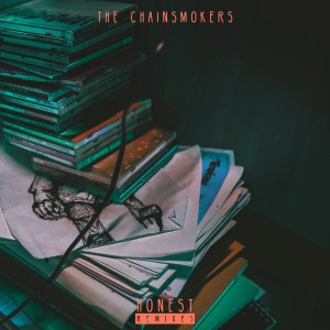 The Chainsmokers - Honest - Artwork