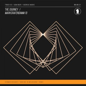 The Journey - Markgrafendamm 13 [Remixes] - Artwork