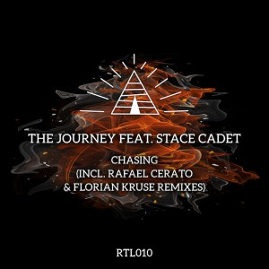 The Journey feat Stace Cadet - Chasing - Artwork