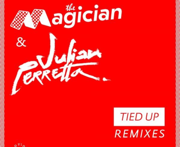 The Magician & Julian Perretta - Tied Up - Artwork-2