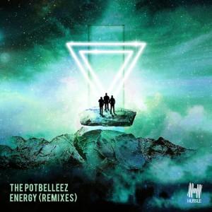 The Potbelleez - Energy [Needs No Sleep - Rubber People Remixes] - Artwork