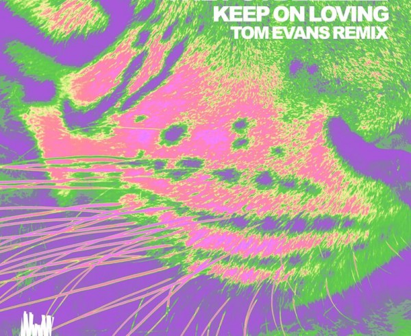 The Potbelleez - Keep On Loving [Tom Evans Remix] - Artwork