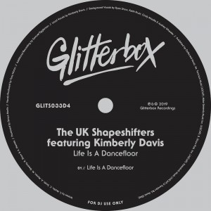 The Shapeshifters 0 Life Is A Dancefloor