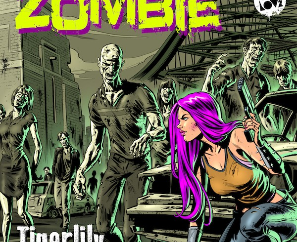 Tigerlily - Zombie pack shot