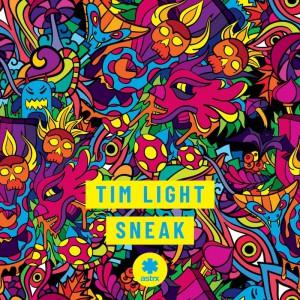 Tim Light - Sneak - Artwork