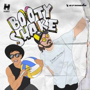 Timmy Trumpet & Max Vangeli - Booty Shake - Artwork