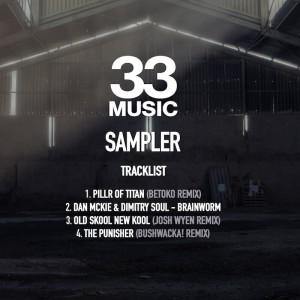 Various - 33 Music Sampler - Artwork