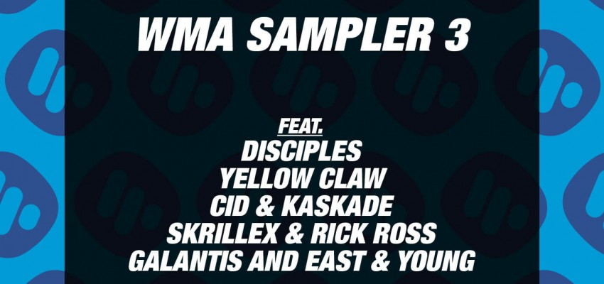 Various Artists - WMA Sampler 3 - Artwork-2