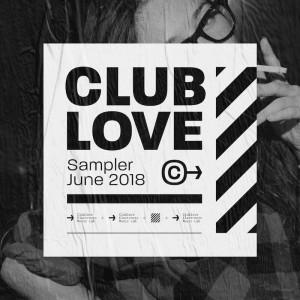 Various - Clublove Sampler June 2018 - Artwork