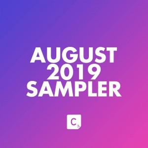 Various - Cr2 August 2019 Sampler - Artwork