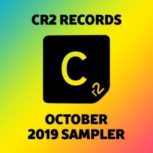 Various - Cr2 Sampler - Artwork