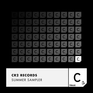Various - Cr2 Summer Trax Sampler - Artwork