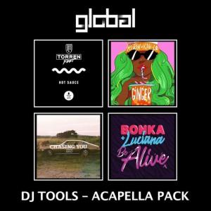 Various - DJ Tools - Acapella Pack - Artwork