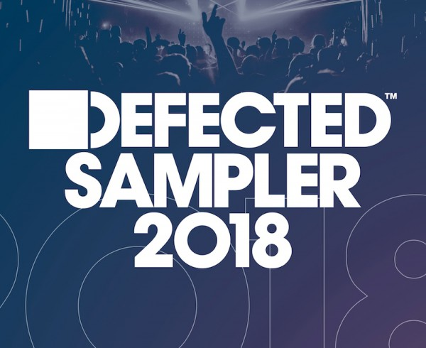 Various - Defected 2018 Sampler Vol.1 - Artwork