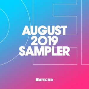 Various - Defected August 2019 Sampler - Artwork