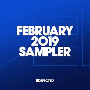 Various - Defected February Sampler - Artwork