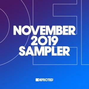 Various - Defected Records Nov Sampler - Artwork