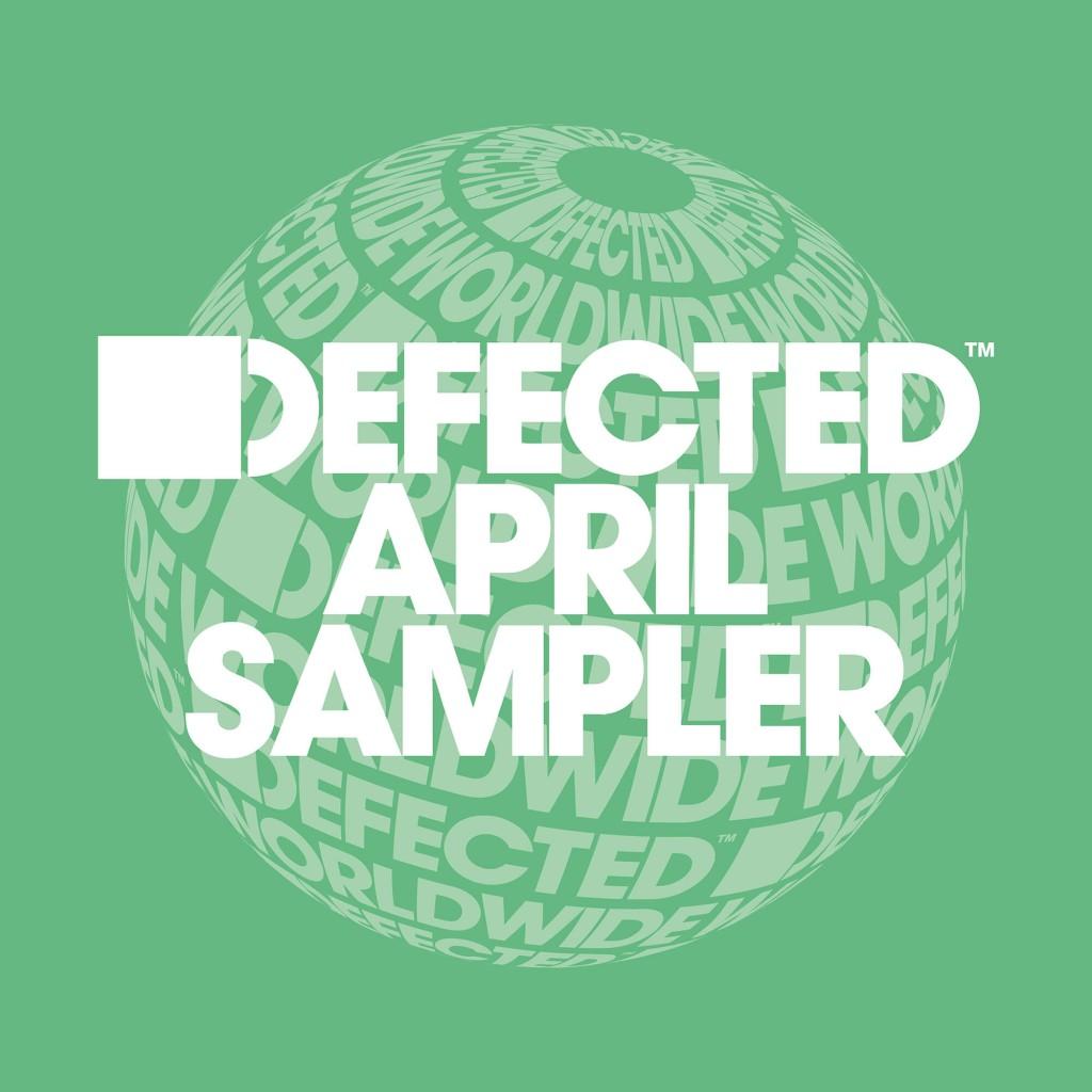 Various - Defected Sampler April - Artwork