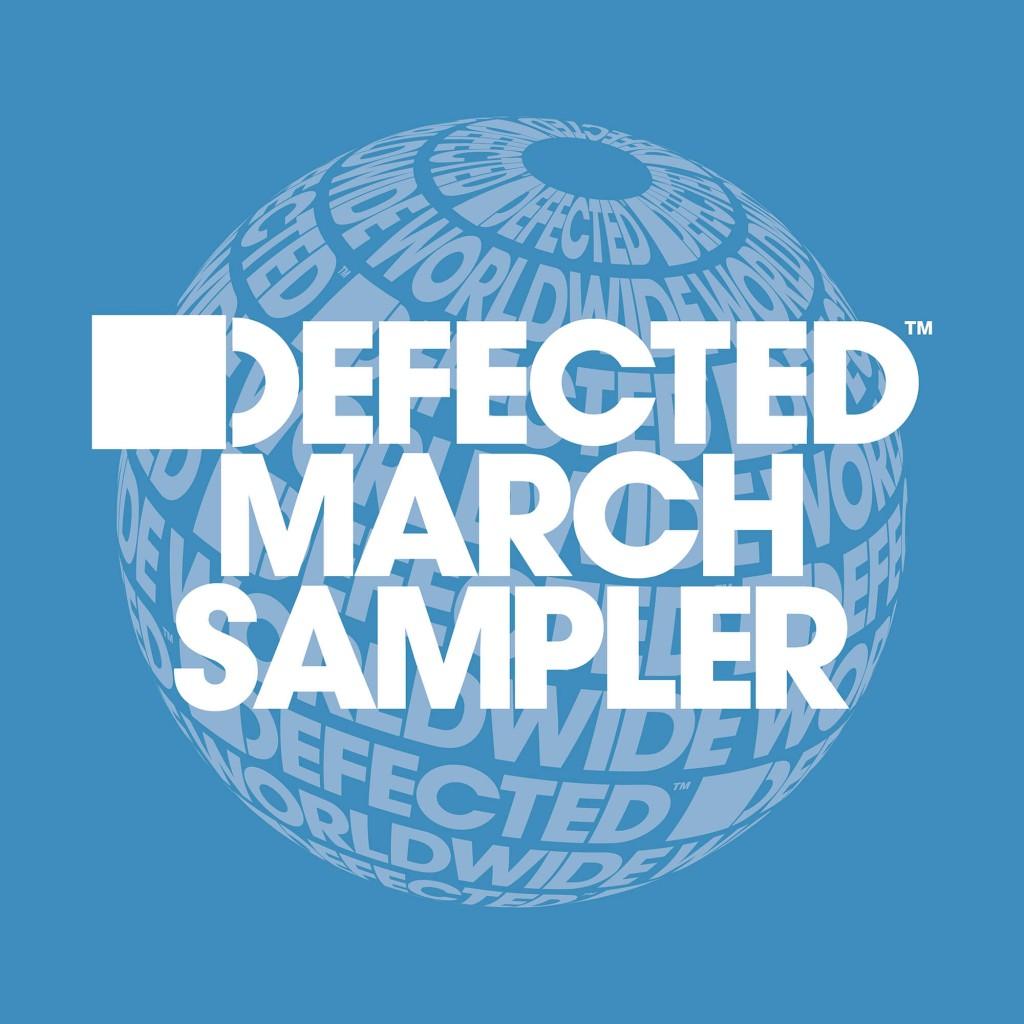 Various - Defected Sampler March - Artwork