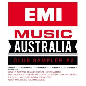 Various - EMI Club Sampler 2 - Artwork