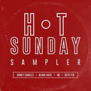 Various - Hot Sunday Sampler - Artwork