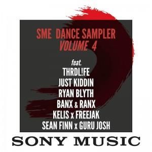 Various - Sony Dance Sampler V.4 - Artwork