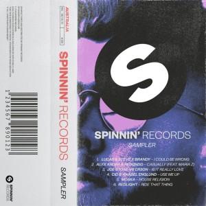 Various - Spinnin' Sampler 1 - Artwork