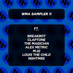 Various - WMA SAMPLER 11 - Artwork