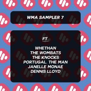 Various - WMA Sampler 7 - Artwork