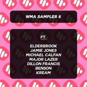 Various - WMA Sampler 8 - Artwork