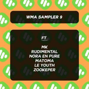 Various - WMA Sampler 9 - Artwork