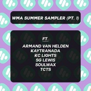 Various - WMA Summer Sampler (Pt. 1) - Artwork-2