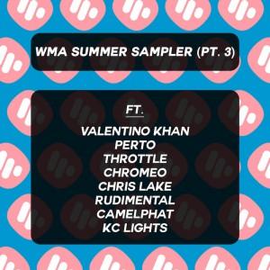 Various - WMA Summer Sampler Pt. 3 - Artwork
