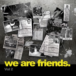 WE ARE FRIENDS VOL 2