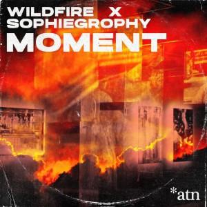 Wildfire x Sophiegrophy - Moment [Kyro - Kondo Remixes] - Artwork