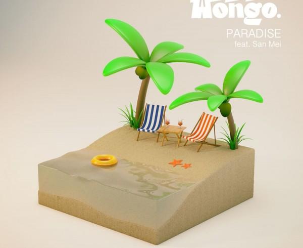Wongo feat. San Mei - Paradise - Artwork-2